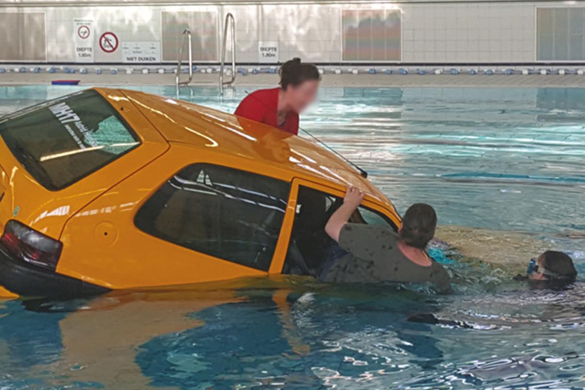 Stichting Auto te Water