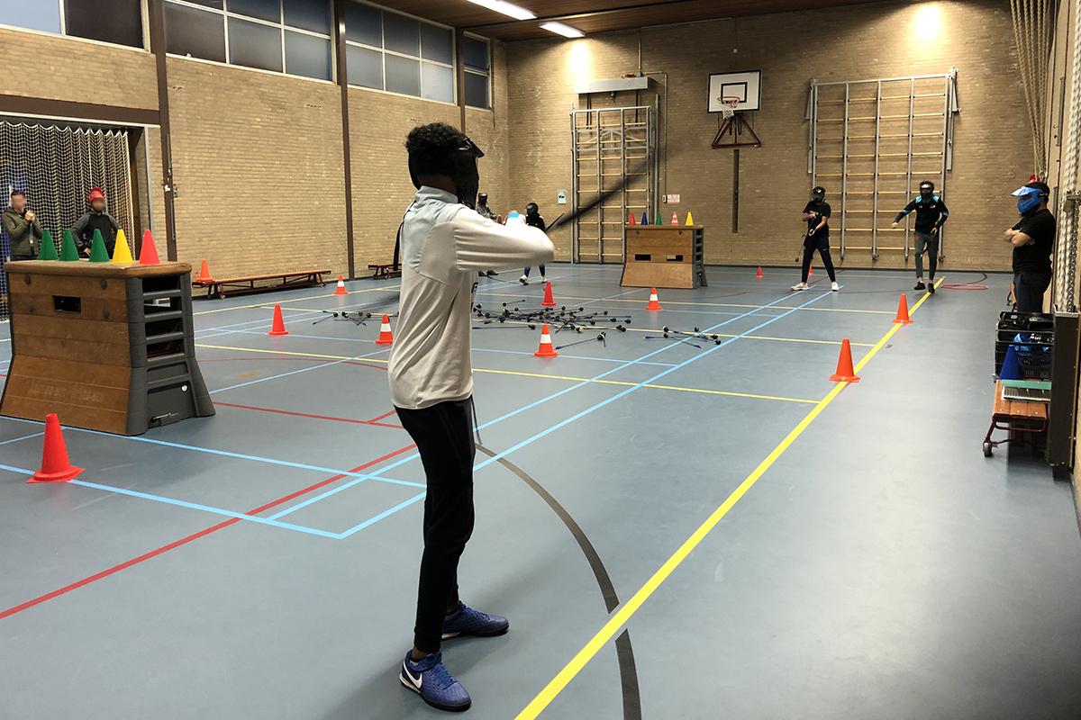 Opleiding Leider Sportieve Recreatie